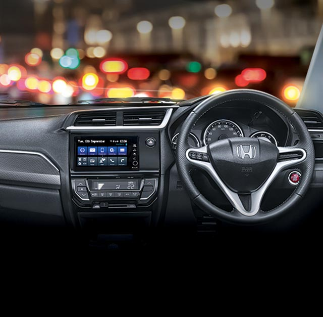 Honda BR-V Price, Features & Specifications in India | Honda
